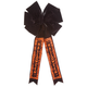 Deluxe Halloween Bow, One Size