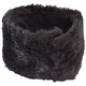 Magnetic Faux Fur Neck Cowl, One Size