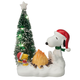 Peanuts Lighted Campfire Table Figure, One Size