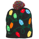 Lighted Christmas Bulb Hat, One Size