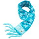 Lighted Snowflake Scarf, One Size