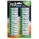 Fuji Super Alkaline AA Batteries, 24 Pack