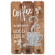 Coffee Is Always A Good Idea Wall Decor, One Size