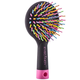 Rainbow Volume S Brush with Mirror, One Size