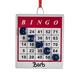 Personalized BINGO Ornament