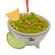 Personalized Guacamole Bowl Ornament, One Size