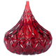 Red Hershey's Kiss Candy Jar, One Size