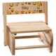 Personalized Children's Emoji Step Stool, One Size