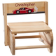 Personalized Children's Racecar Step Stool, One Size