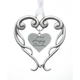 Pewter Amazing Grandma Ornament, One Size