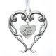 Pewter Amazing Woman Ornament, One Size