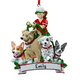 Personalized Dog Walker Ornament, One Size