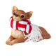 Tan Chihuahua Ornament, One Size