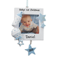 Personalized Baby's First Christmas Ornament, One Size