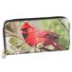 Designer Wallet Cardinal, One Size