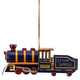 Tin Locomotive Ornament, One Size