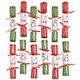 Christmas Crackers, Set of 12
