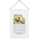 Personalized Faith, Hope, Love Calendar Towel, One Size