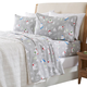 Printed 100% Cotton Flannel Sheet Set, One Size