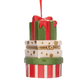 Stacked Presents Trinket Box, One Size