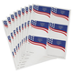 Personalized Flag Mailing Label 48