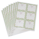 Personalized Floral Mailing Label 48