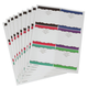 Personalized Dots Mailing Label 48