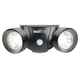 Night Eyes Solar Alarm Security Light with Remote