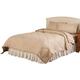 Microfiber Comforter and Sheet Set