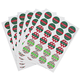 Personalized Holiday Stickers Set of 240