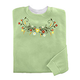 Floral Filigree Sweatshirt