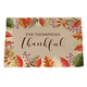 Personalized Thankful Doormat, One Size