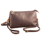 Crossbody Bag with Multiple Storage Areas, One Size