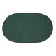 Solid Traditional Braided Rug by OakRidge       XL