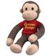 Curious George™ Sock Monkey
