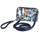 Buxton® Butterfly RFID Clutch/Crossbody Bag