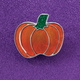 Pumpkin Tac Pin, One Size