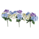 Hydrangea Picks, Set of 3 by Oakridge™, One Size