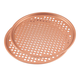 12.5 Ceramic Copper Pizza Pan Set of 2, One Size