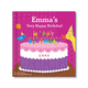 Personalized My Very Happy Birthday for Girls Storybook