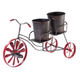 Metal Bicycle Planter by Fox River Creations™