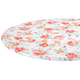 Watercolor Vinyl Elasticized Table Cover by HomeStyle Kitche