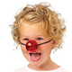 Reindeer Flashing Nose, One Size, Red
