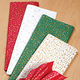 Gold Stars Christmas Tissue Paper