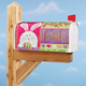 Hippity Hop Mailbox Cover
