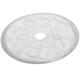 Round Shower Mat, One Size