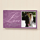 4X8 Love Sentiments Photo Wood Wall Plaque