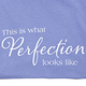 Perfection T-Shirt - Violet