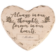 Personalized Forever In Our Hearts Memorial Stone