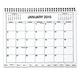 5 Year Calendar Diary 2015-2019